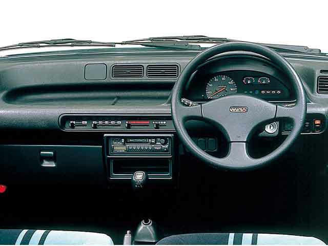 ダイハツ ミラ 1991年1月〜モデル