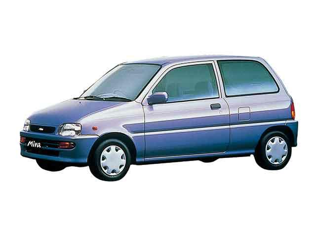 ダイハツ ミラ 1995年10月〜モデル
