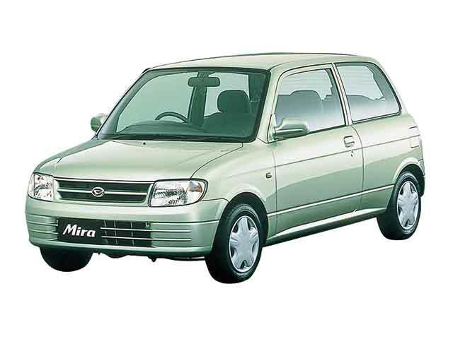ダイハツ ミラ 1998年10月〜モデル