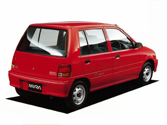 ダイハツ ミラ 1991年11月〜モデル