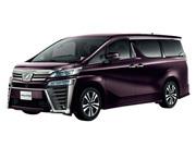 トヨタ ヴェルファイア 2019年10月〜モデル
