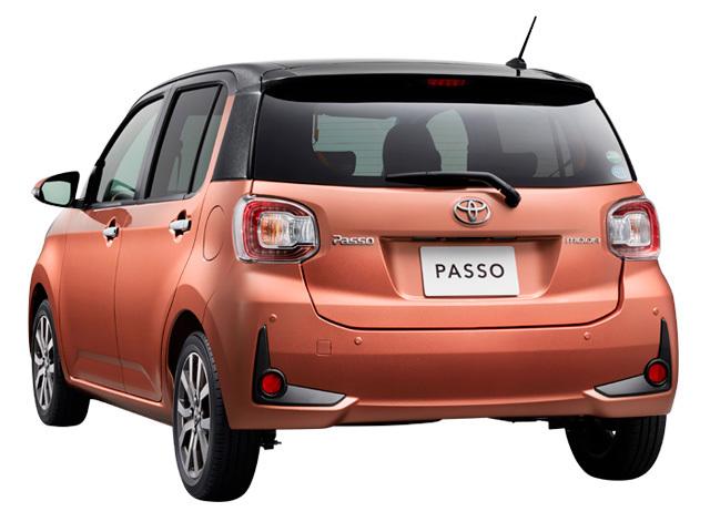 トヨタ パッソ 新型・現行モデル
