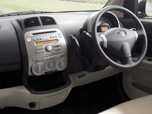 トヨタ パッソ 2006年12月〜モデル