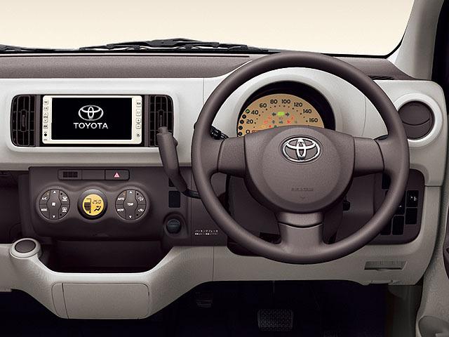 トヨタ パッソ 2012年6月〜モデル