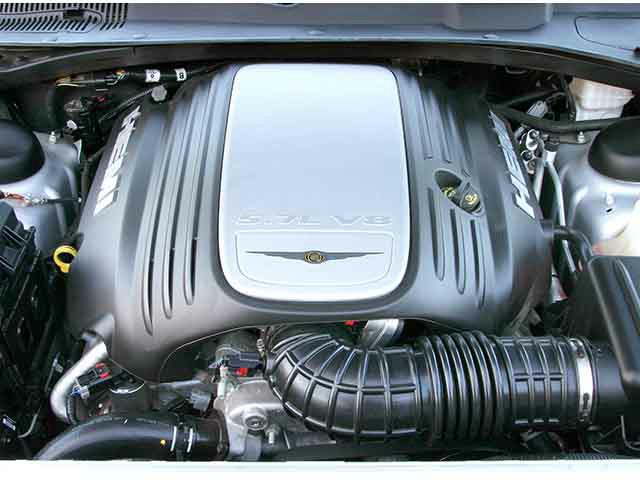 クライスラー 300C 新型・現行モデル