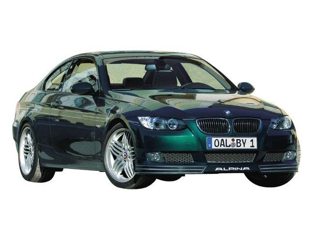 BMWアルピナ B3クーペ 2008年9月〜モデル