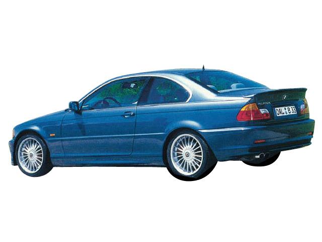 BMWアルピナ B3クーペ 1999年7月〜モデル
