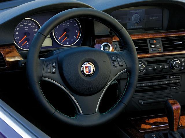 BMWアルピナ B3クーペ 新型モデル