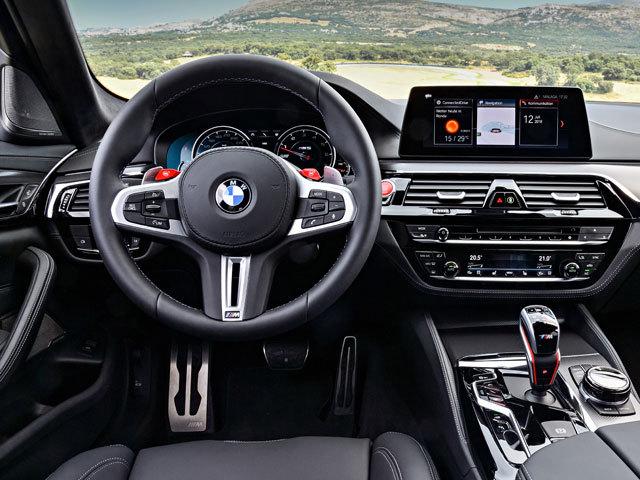 BMW M5コンペティション 新型・現行モデル
