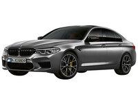 BMW M5コンペティション 2019年1月〜モデルのカタログ画像
