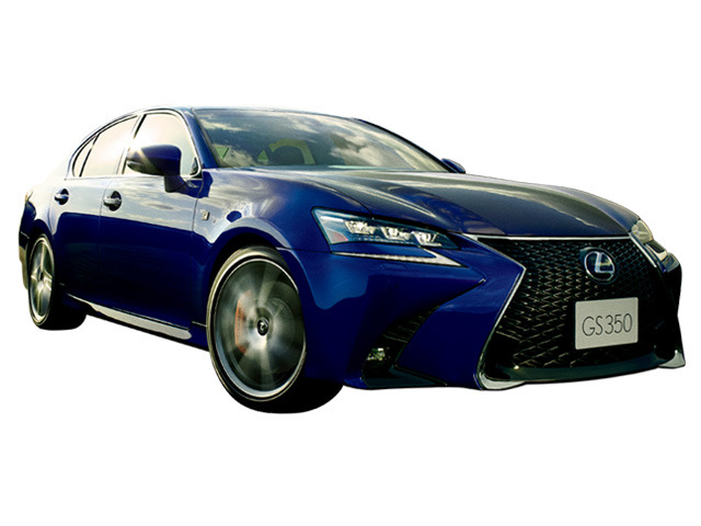 レクサス GS 新型・現行モデル
