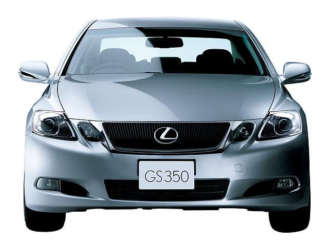 レクサス GS 2007年10月〜モデル