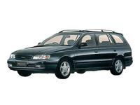 トヨタ カルディナ 1992年11月〜モデルのカタログ画像