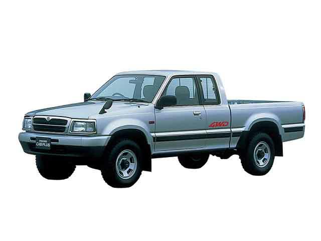 マツダ プロシード 1996年6月〜モデル