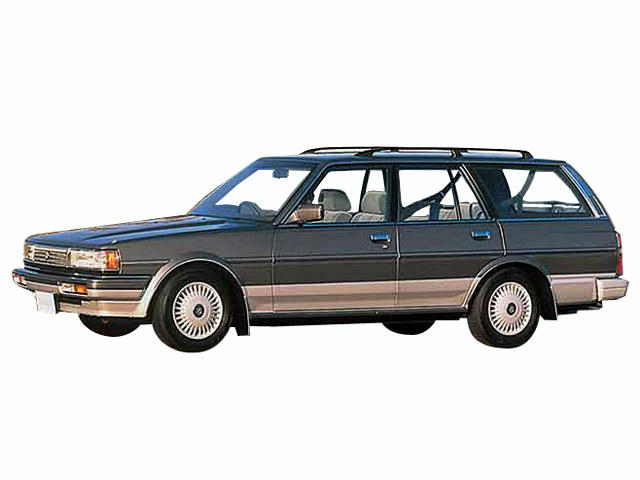 トヨタ マークIIワゴン 新型・現行モデル