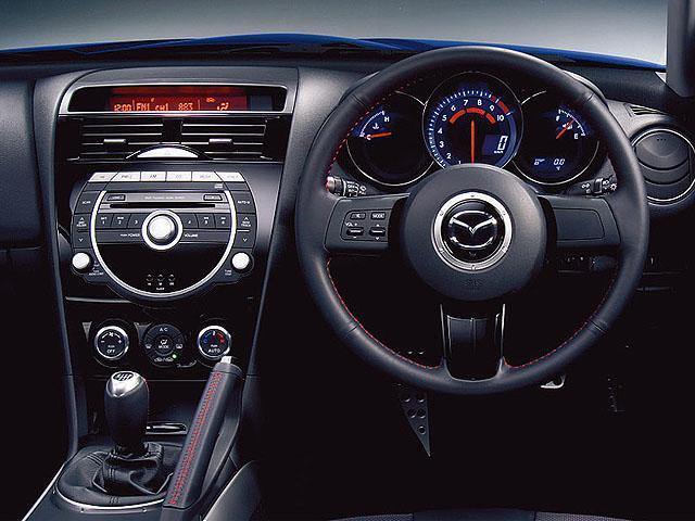マツダ RX-8 新型・現行モデル
