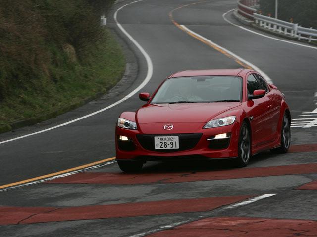 マツダ RX-8 2008年3月〜モデル