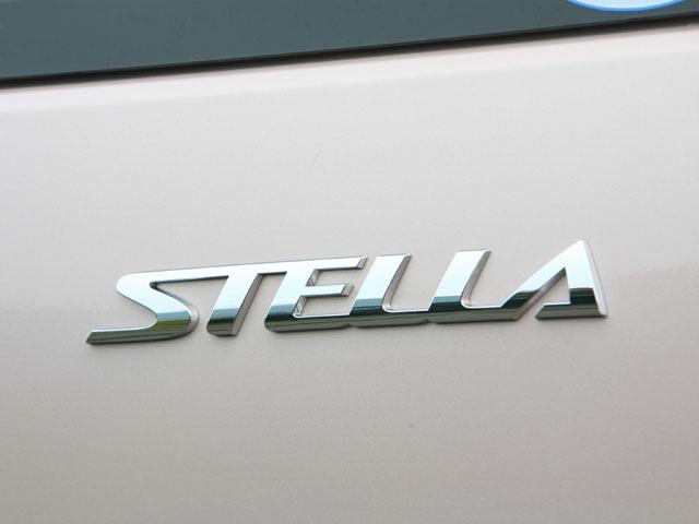 スバル ステラ 2007年11月〜モデル