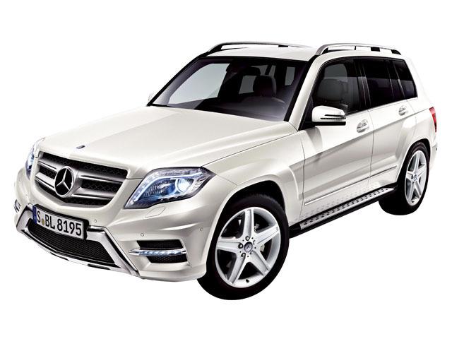 メルセデス・ベンツ GLKクラス 新型・現行モデル
