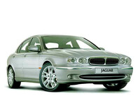 ジャガー Xタイプ 2003年11月〜モデルのカタログ画像