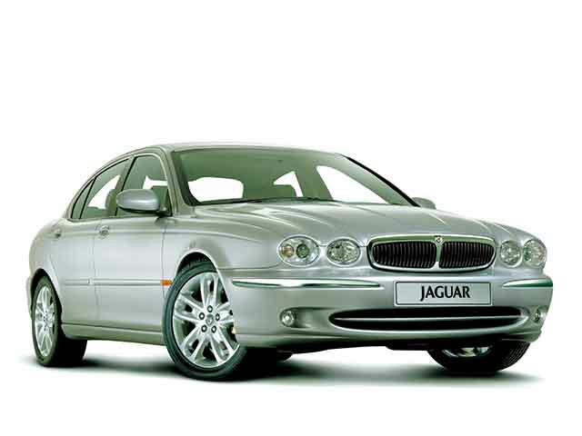 ジャガー Xタイプ 2005年10月〜モデル