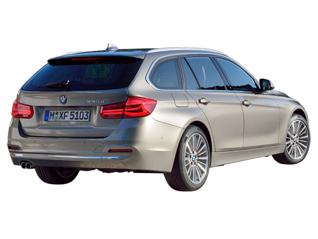 BMW 3シリーズツーリング 2016年10月〜モデル