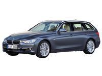 BMW 3シリーズツーリング 2012年9月〜モデルのカタログ画像