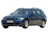 BMW 3シリーズツーリング 2007年11月〜モデルのカタログ画像