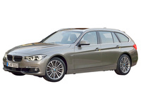 BMW 3シリーズツーリング 2018年1月〜モデルのカタログ画像