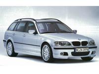 BMW 3シリーズツーリング 2002年11月〜モデルのカタログ画像