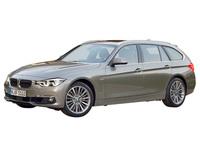 BMW 3シリーズツーリング 2017年8月〜モデルのカタログ画像