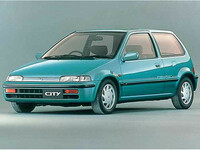 ホンダ シティ 1988年10月〜モデルのカタログ画像