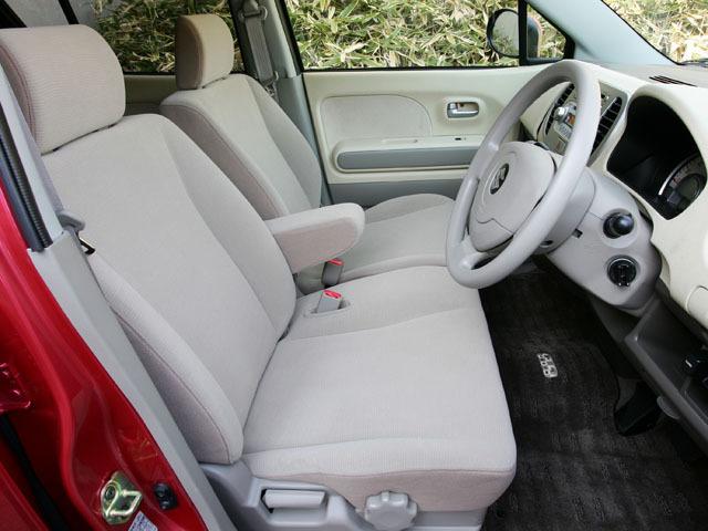 スズキ MRワゴン 2006年1月〜モデル
