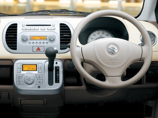 スズキ MRワゴン 2009年6月〜モデル