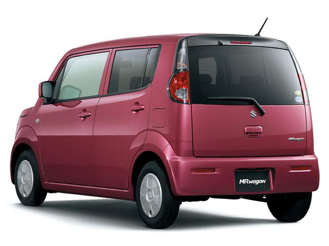スズキ MRワゴン 2013年7月〜モデル