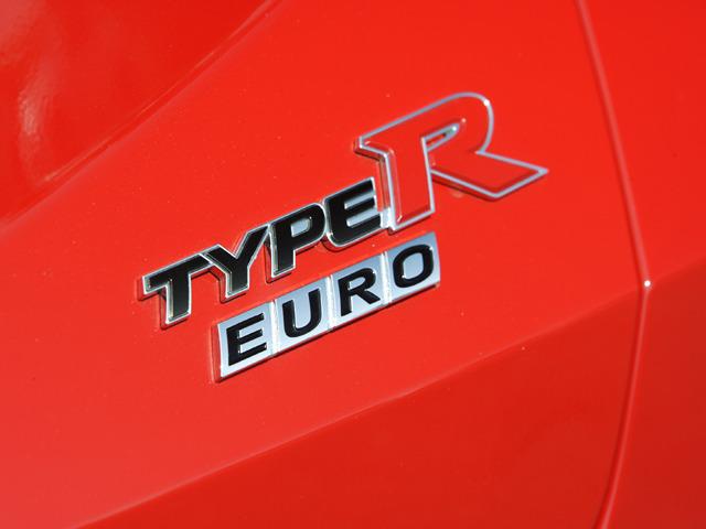 ホンダ シビックタイプRユーロ 新型モデル
