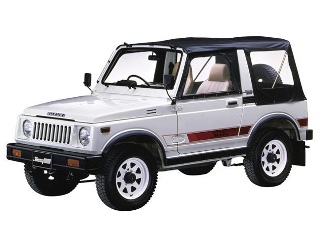 スズキ ジムニー1000 新型モデル