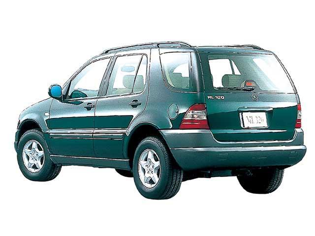 メルセデス・ベンツ Mクラス 1998年8月〜モデル