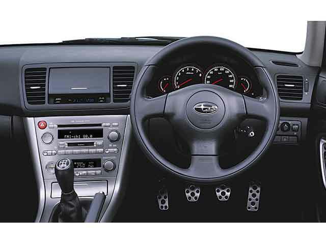 スバル レガシィB4 2003年6月〜モデル