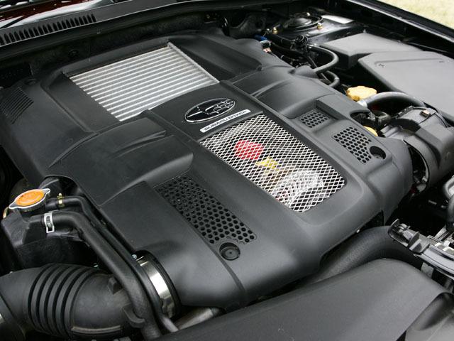 スバル レガシィB4 2006年5月〜モデル