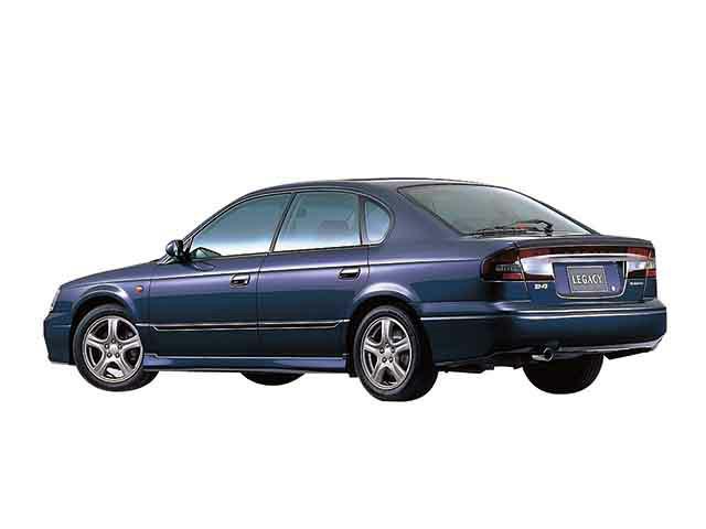 スバル レガシィB4 1998年12月〜モデル
