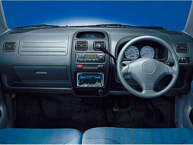 スズキ ワゴンRプラス 1999年5月〜モデル