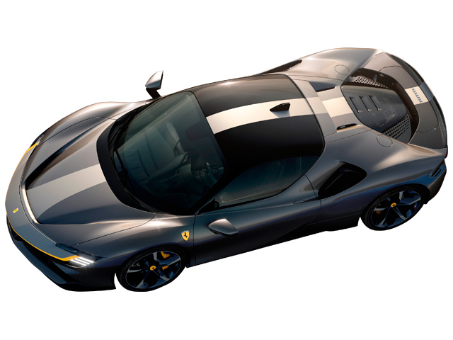 フェラーリ SF90ストラダーレ
