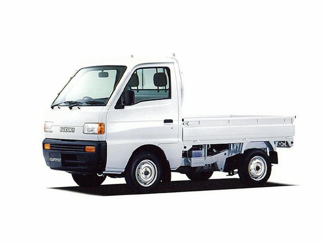 スズキ キャリイ 1997年4月〜モデル