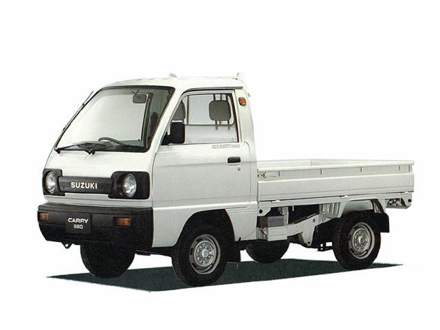 スズキ キャリイ 1990年10月〜モデル