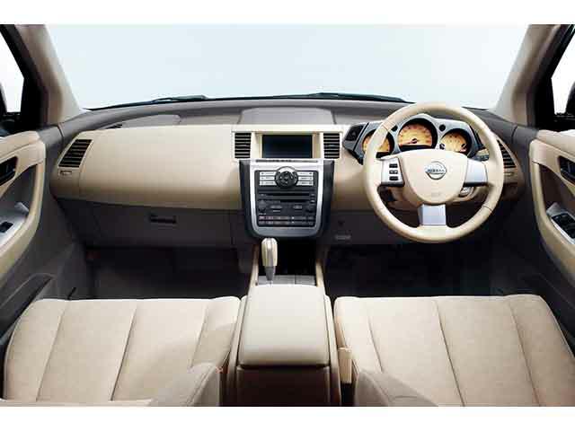 日産 ムラーノ 2005年12月〜モデル