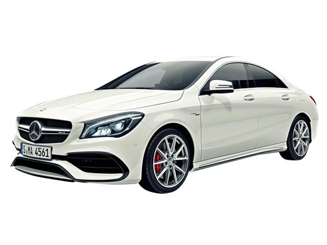 メルセデスAMG CLAクラス 新型・現行モデル