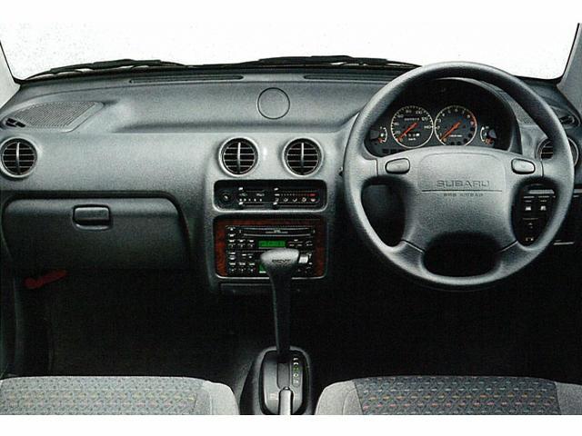 スバル ヴィヴィオ 新型・現行モデル