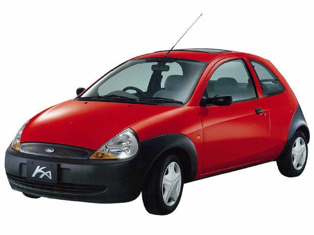 フォード Ka 新型・現行モデル