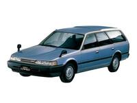 マツダ カペラカーゴ 1988年2月〜モデルのカタログ画像